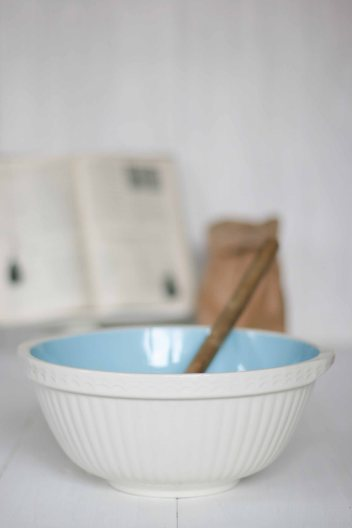 my Mother's mixing bowl