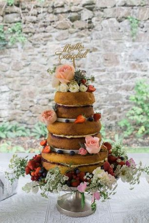 Wedding Cake, Ashburton. Aug 2015