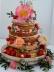 Wedding Cake - Salcombe Harbour Hotel - April 2016