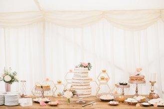 Wedding Cake 'Marldon House', Paignton. June 2016. Photo by Megan Welker.