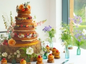 Wedding Cake, 'Kingston Estate', Staverton.  July 2016
